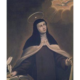 St Teresa of Avila. The Early Years